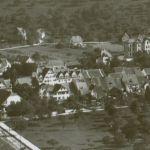 Flugaufnahme 1923